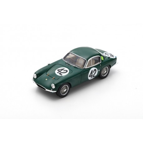 SPARK S5076 LOTUS Elite N°42 24H Le Mans 1959 J. Whitmore - J. Clark