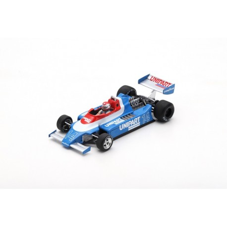 SPARK S5304 ENSIGN N180 N°14 GP Brésil 1980 Clay Regazzoni