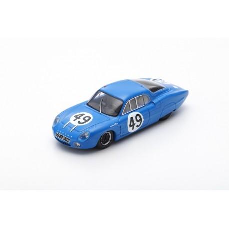 SPARK S5483 ALPINE M63 N°49 24H Le Mans 1963 R. Richard - P. Frescobaldi