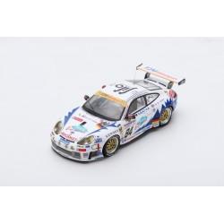 SPARK S5526 PORSCHE 911 GT3 RS N°84 24H Le Mans 2003 P. Bourdais - R. Bervillé - V. Ickx
