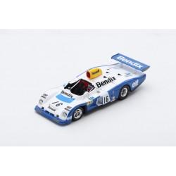 SPARK S1556 RENAULT-Alpine A 442 N°16 24H Le Mans 1977 D. Pironi - R. Arnoux - G. Fréquelin