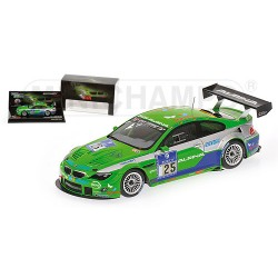 MINICHAMPS 437092625 BMW ALPINA B6 GT3 NURBURGRING 2009 No25 1.43