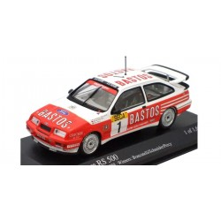 MINICHAMPS 430898001 FORD SIERRA RS500 SPA 89 No1 1.43