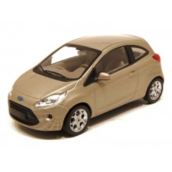 MINICHAMPS 436088200 FORD KA BOND COLLECTION 1.43