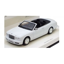 MINICHAMPS 436139561 BENTLEY AZURE BLANCHE 1.43