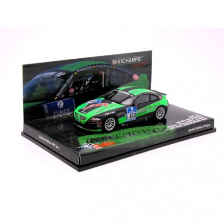 MINICHAMPS 437092773 BMW Z4 NURBURGRING 2009 No173 1.43