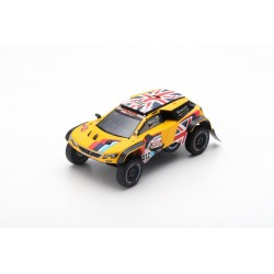 SPARK S5627 PEUGEOT 3008 DKR Maxi N°312 PH-Sport Rallye Dakar 2019 H. Hunt - W. Rosegaar