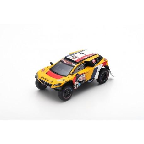 SPARK S5628 PEUGEOT 2008 DKR N°325 PH-Sport Rallye Dakar 2019 P. Lachaume - J-M. Polato