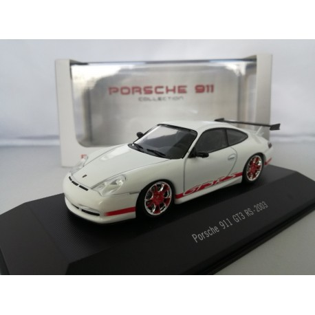 PORSCHE COLLECTION 7114006 PORSCHE 911 GT3 RS 2003