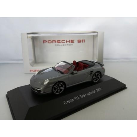 PORSCHE COLLECTION 7114021 PORSCHE 911 Turbo Cabriolet 2009