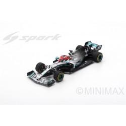 SPARK S6087 MERCEDES-AMG Petronas Motorsport F1 Team N°44 Vainqueur Monaco 2019 Mercedes-AMG F1 W10 EQ Power+ Lewis Hamilton