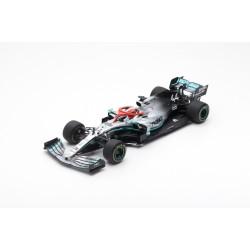 SPARK 18S460 MERCEDES-AMG Petronas Motorsport F1 Team N°44 Vainqueur Monaco 2019 Mercedes-AMG F1 W10 EQ Power+ Lewis Hamilton