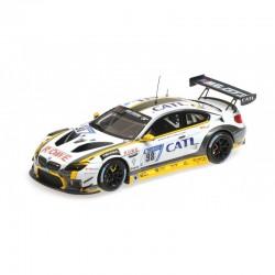 MINICHAMPS 437172698 BMW M6 GT3 ROWE N°98 NURBURG 17