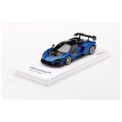 TRUESCALE TSM430421 MCLAREN Senna Antares Blue
