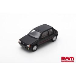MILEZIM Z0034 PEUGEOT 205 GTI 1.6 1984- Noire