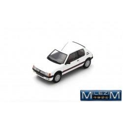 MILEZIM Z0095 PEUGEOT 205 GTI 1.6 Blanc-1984