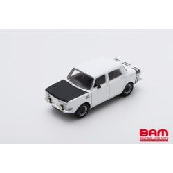 MILEZIM By Spark Z0102 SIMCA 1000 Rallye 1 Blanc 1972
