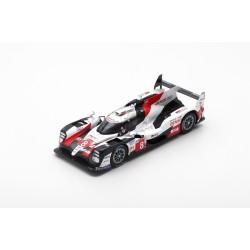SPARK 43LM19 TOYOTA TS050 HYBRID N°8 TOYOTA GAZOO Racing Vainqueur 24H Le Mans 2019 S. Buemi - K. Nakajima - F. Alonso 1,43