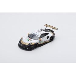 SPARK S7937 PORSCHE 911 RSR N°92 Porsche GT Team 24H Le Mans 2019 M. Christensen - K. Estre - L. Vanthoor 1,43