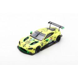 SPARK S7941 ASTON MARTIN Vantage GTE N°97 Aston Martin Racing 24H Le Mans 2019 M. Martin - A. Lynn - J. Adam 1,43