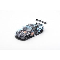 SPARK S7943 PORSCHE 911 RSR N°77 Dempsey-Proton Racing 24H Le Mans 2019 M. Campbell - C. Ried - J. Andlauer 1,43
