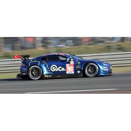 SPARK S7948 ASTON MARTIN Vantage GTE N°90 TF Sport 24H Le Mans 2019 S. Yoluç - E. Hankey - C. Eastwood 1,43