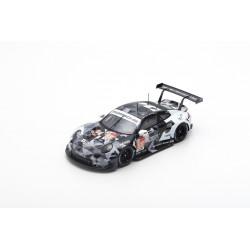 SPARK S7947 PORSCHE 911 RSR N°88 Dempsey-Proton Racing Pole Position LMGTE Am Class - 24H Le Mans 2019 1,43