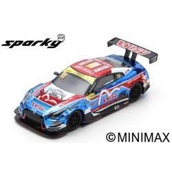 SPARK Y129 NISSAN GT-R Nismo GT-R GT3 N°18 KCMG 10ème FIA GT World Cup Macau 2018 Alexandre Imperatori