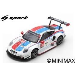 """""""SPARK Y136 PORSCHE 911 RSR N°912 Porsche GT Team 24H Daytona 2019"""