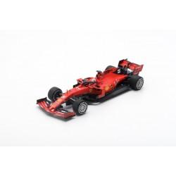 LOOKSMART LSF1021 FERRARI SF90 N°5 2ème GP Canada 2019 Sebastian Vettel