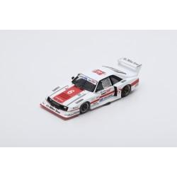 SPARK S2629 FORD Mustang Zakspeed N°6 Laguna Seca 1981 Klaus Ludwig