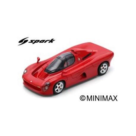 SPARK S4991 YAMAHA OX99-11 Presentation 1992
