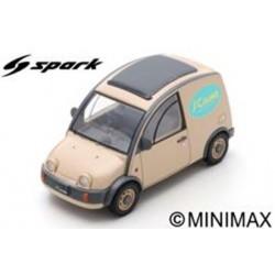 SPARK S6203 NISSAN S-Cargo Presentation 1989