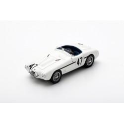 SPARK S5089 OSCA MT4 N°47 24H Le Mans 1953 P. Hill - F. Wacker