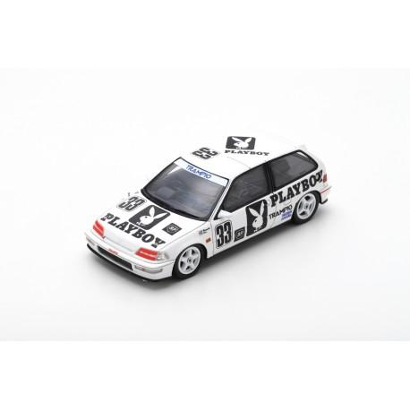 SPARK S5464 HONDA Civic EF9 N°33 AJTCC Autopolis 1991 Y. Muramatsu - T. Hara
