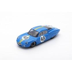 SPARK S5482 ALPINE M63 N°48 24H Le Mans 1963 J. Rosinski - B. Heins