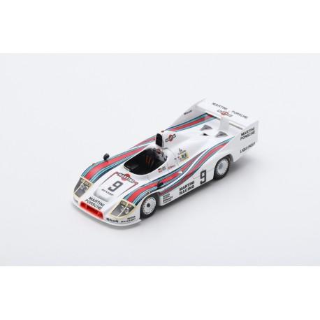SPARK S5499 PORSCHE 908/80 N°9 2ème 24H Le Mans 1980 J. Ickx - R. Joest