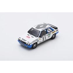 SPARK S5566 RENAULT 11 Turbo N°31 Rallye Monte Carlo 1985 A. Oreille - S. Oreille