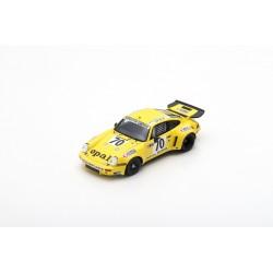 SPARK S7512 PORSCHE 911 Carrera RSR N°70 24H Le Mans 1977S. de Lautour - J.-P. Delaunay - J. Guerin