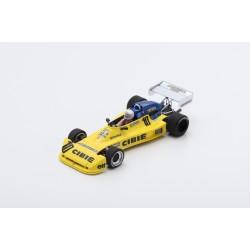 SPARK HRCS001 MARTINI mk22 RENAULT GORDINI CH1B 1978 11/5 JAF Suzuka GP - René Arnoux