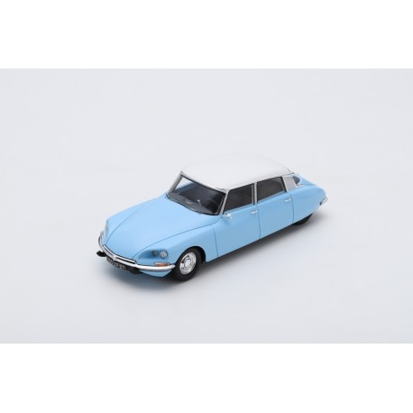 MILEZIM Z0026 CITROEN DS 20 Bleu- 1969