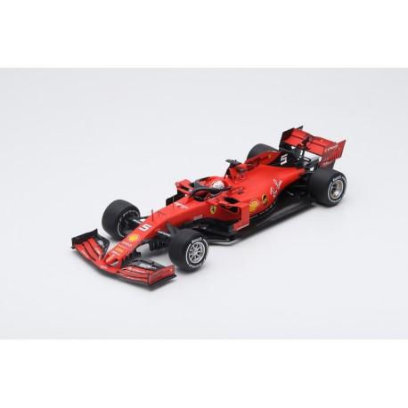LOOKSMART LS18F1021 FERRARI SF90 N°5 2ème GP Canada 2019 Sebastian Vettel