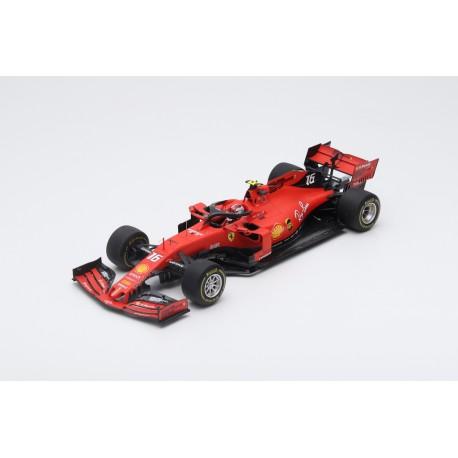 LOOKSMART LS18F1022 FERRARI SF90 N°16 3ème GP Canada 2019 Charles Leclerc