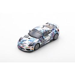 SPARK SF147 PORSCHE Cayman GT4 N°27 IMSA Performance FFSA GT 2018 M.Blanchemain - S.Palette (300ex)