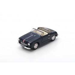 MILEZIM Z0033 PANHARD DYNA Junior 1953- Bleu foncé