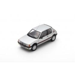 MILEZIM Z0096 PEUGEOT 205 GTI 1.6 115 cv 1986- Gris