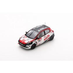 SPARK SG553 RENAULT Clio N°116 24H Nürburgring 2019