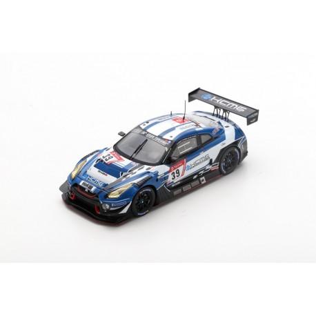 SPARK SG554 NISSAN GT-R Nismo GT3 N°39 KCMG 24H Nürburgring 2019