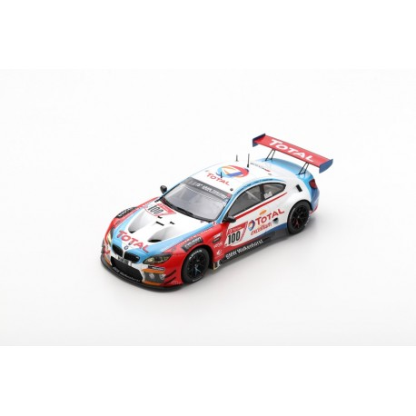 SPARK SG555 BMW M6 GT3 N°100 Walkenhorst Motorsport 24H Nürburgring 2019