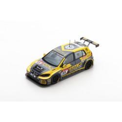SPARK SG557 VOLKSWAGEN Golf VII GTI N°89 Giti Tire Motorsport by WS Racing 24H Nürburgring 2019